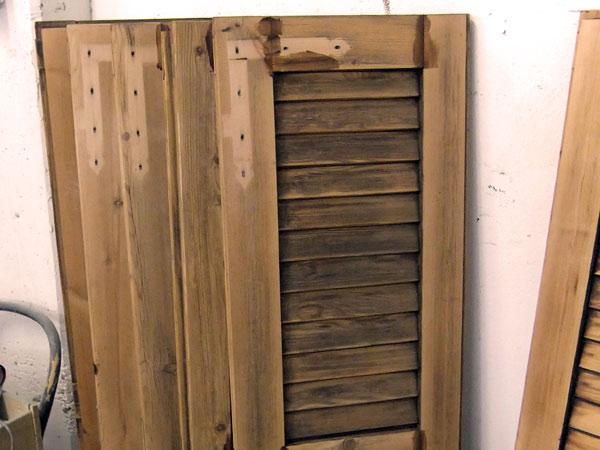 Ripristino serramenti in legno parma carpi restauro verniciatura ristrutturazione finestre - Ristrutturazione finestre in legno ...